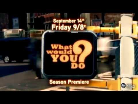 'What Would You Do?' Is Back!