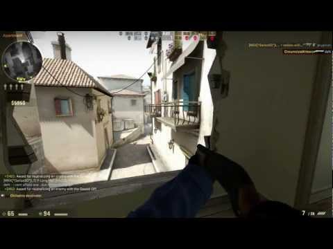 LoL Annoying Kid on Counterstrike:GO