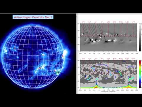 2MIN News Sept 8, 2012: Earth-Sun Connection, Planetary Positions