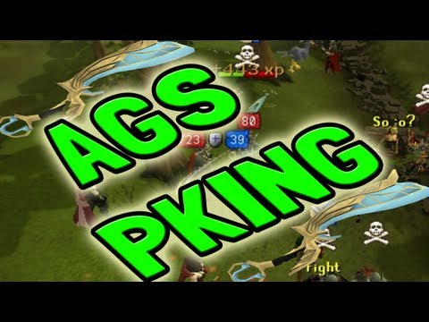 Pk K1n9 5 Runescape New Ags Pking With Commentary