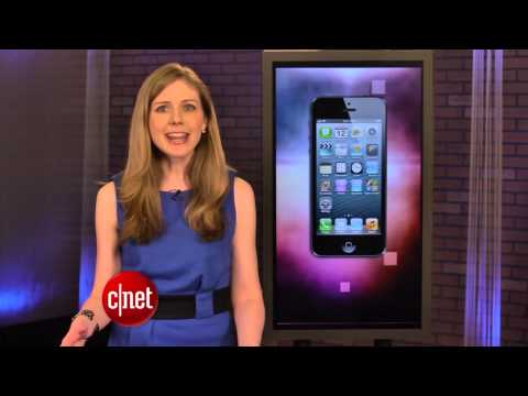 CNET News – Breakdown of Apple's new iPhone 5, iPods – CNET Update