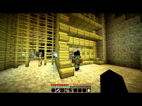 Minecraft Adventure map – The Fall of Gondolin – Ep 1