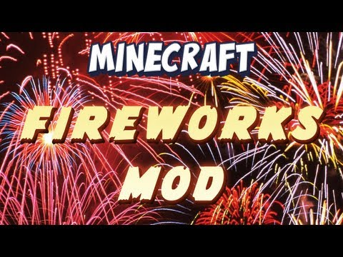 Minecraft – Ender Wand and Fireworks Mod Spotlight!