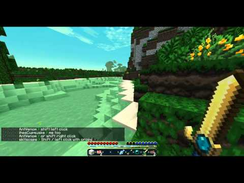 Minecraft Hunger Games 3 | YouTuber Edition | Game 1