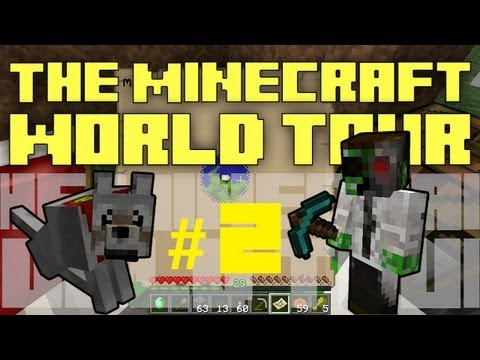 The Minecraft World Tour – #2: Ravine Revenue