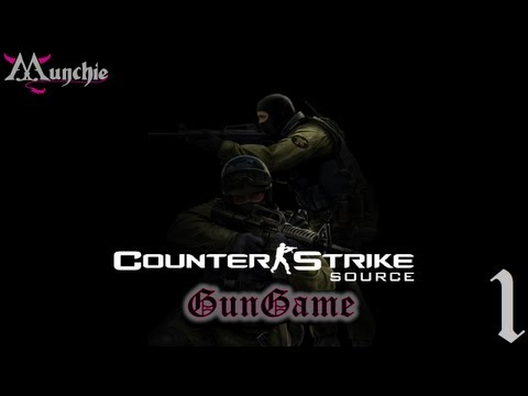 Counter-Strike: Source – GunGame 1