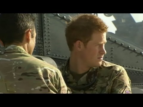 Prince Harry in Afghanistan: Was Prince the Target of Attack?