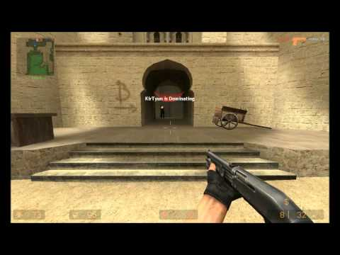 Lets Play Counter Strike Source Pt.1