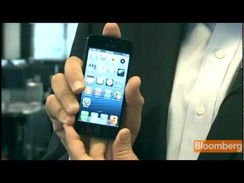 Bloomberg's Rich Jaroslovsky Reviews Apple IPhone 5