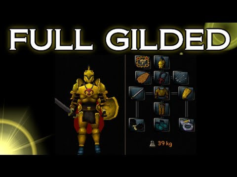 Runescape: Chris Archie's Full Gilded Pk Commentary!