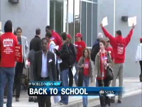 WEBCAST: Chicago Teachers End Strike
