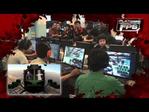 PlayFPSTV – TAPE 65 [CRYSIS3+AVA Competition+EWC2012 – Update 15/09/2012]