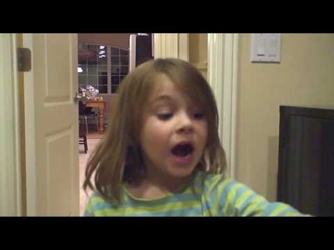 5 year old needs a job before getting married – funny!