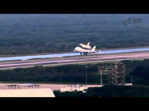 Nasa's space shuttle Endeavour begins final journey on back of 747