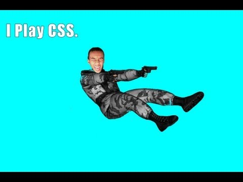 Lets Play: CounterStrike Source!