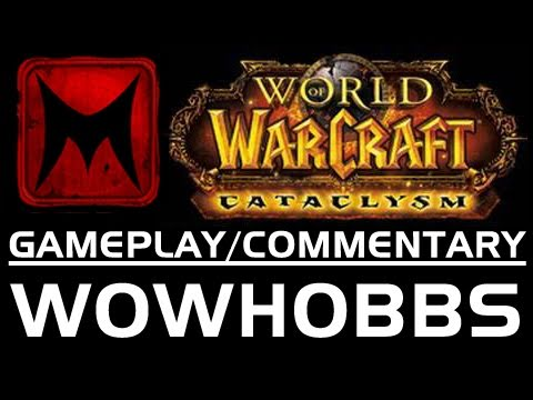 Machinima Realm – World of Warcraft Cataclysm Beta: Deadmines with Hobbs Part 2 (WoW Gameplay/Commentary)
