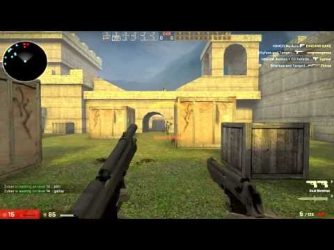 CS:GO – Gun Game with Mark, Nick and Sp00n (1 of 2)