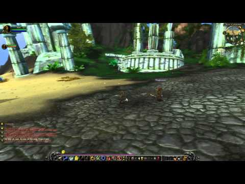 Warcraft – Goblin Starting Area Level 9-10: Awoodaboogawoodawoodaboogawooda!