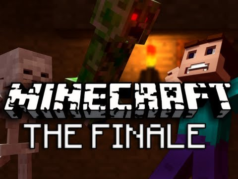 Minecraft: Survival Let's Play Ep. 39 – The Final Battle