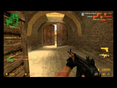Lets Play Counter Strike Source Pt.2