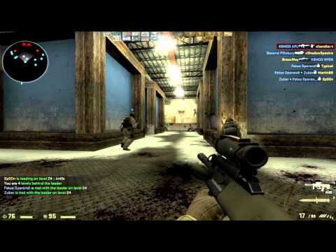 CS:GO – Gun Game with Mark, Nick and Sp00n (2 of 2)