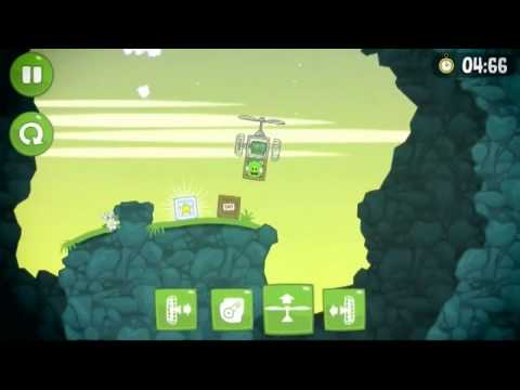 Angry Birds successor: Bad Piggies is launched