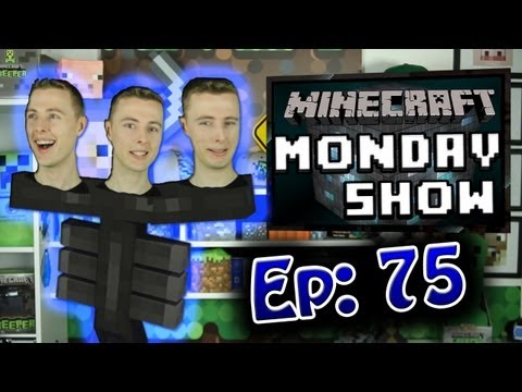 Unstoppable Minecraft News Wither Vox! – Minecraft Monday Show:75