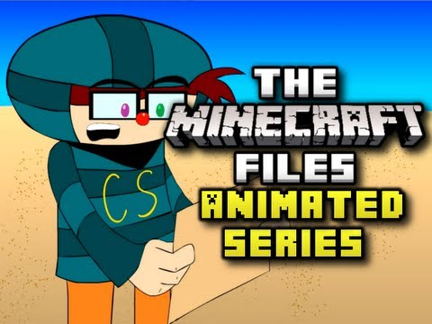 The Minecraft Files ANIMATED Series Ep. 1 – GET OFF TROPICAT! (HD)