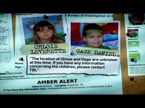 Amber Alert Issued for Chloie Leverette, Gage Daniel; Tennessee Children Missing After House Fire