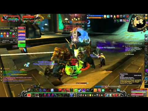 LiveStream – World Of Warcraft – L85 Dungeons