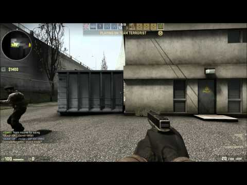 CounterStrike Global Offensive: How to Be a decent Noob ':/
