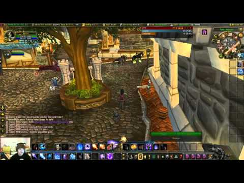 World of Warcraft Mists of Pandaria – LIVE STREAM W/ Chaos & Elop06