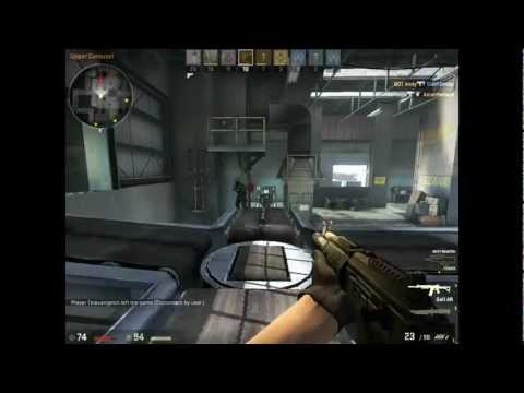 Counterstrike GO arms race (Flux)