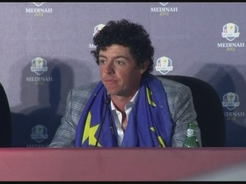 Ryder Cup: Europe team react to their win and Rory McIlroy talks of almost missing the victory
