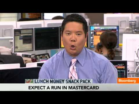 Snack Pack: Mastercard, Gold, Bonds