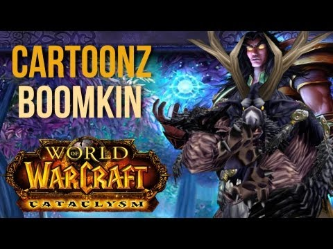 World of Warcraft Boomkin PvP by Cartoonz! Presented by Machinima Live