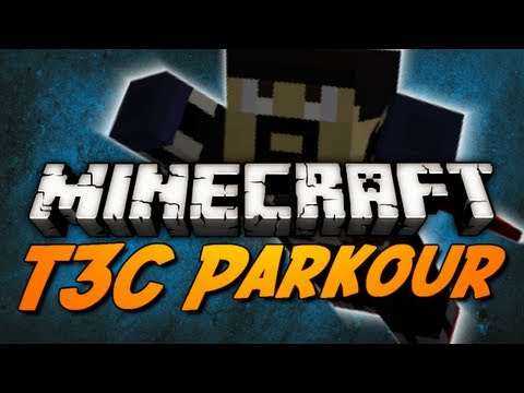 Minecraft Maps – t3c Parkour – Stage 16 – WATER PARKOUR AHHH!!!