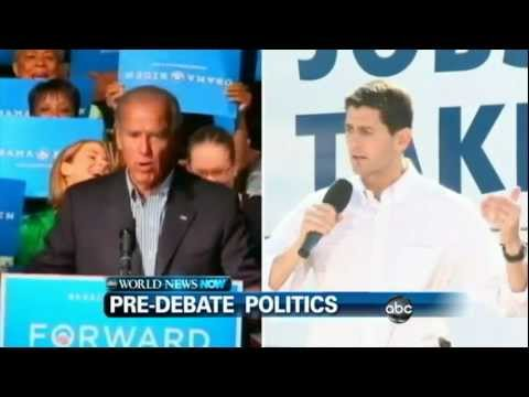 WEBCAST: The First Presidential Debates are Tonight!