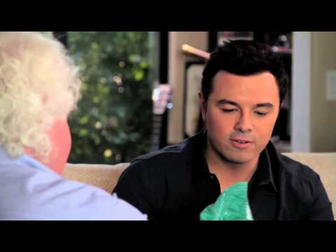 Seth MacFarlane's Big News