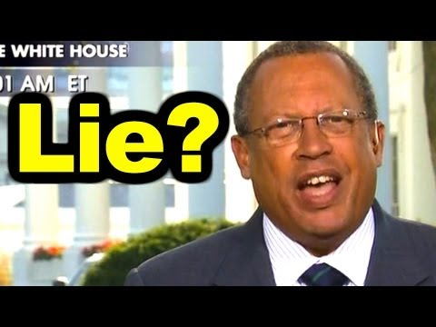 Fox News Lies About Libya Attack Response?