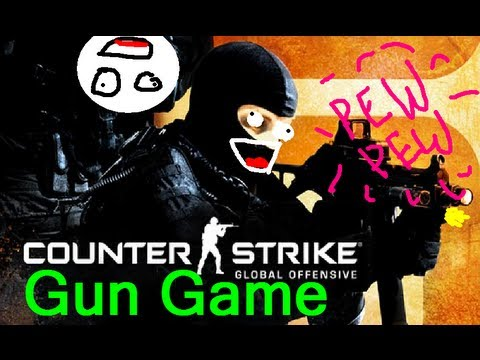 CS:GO Gun Game / Arms Race Vs. Bots