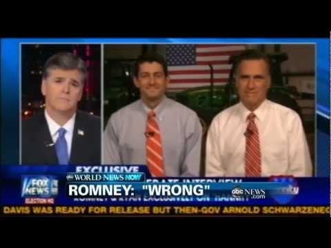 WEBCAST: Romney Apologizes for his 47% comments