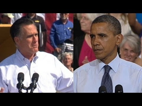 2012 Presidential Election: Job Report Impact on President Obama, Mitt Romney Poll Numbers