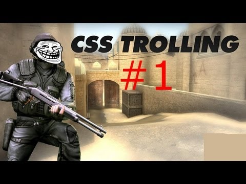 Christian gets trolled on Counterstrike: Source (EPIC)