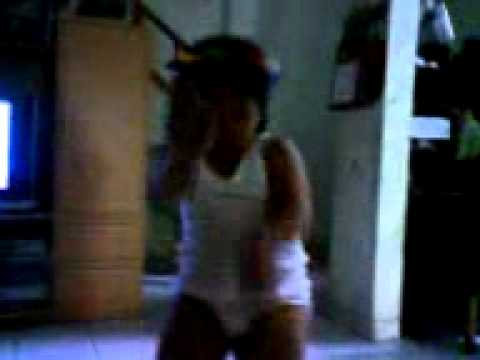 Most Funny Baby Dancing Video In South East Asia