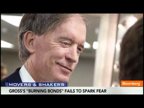 Bill Gross's `Burning Bonds' Fails to Spark Fear