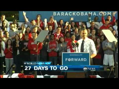 WEBCAST: 27 Days to Go Until Election Day
