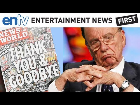 Rupert Murdoch May Be Forced Out Of News Corp After Phone Hacking Scandal!
