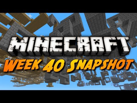 Minecraft Snapshots – 12w40a – Witch Huts, More Superflat Options, & More!