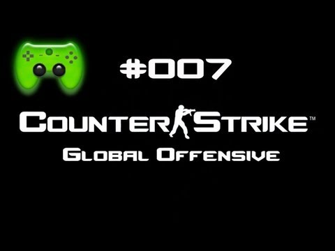 Let's Play Counterstrike GO #007 [Deutsch] [HD] – Dust